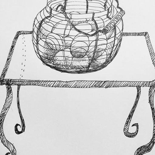 Basket of Eggs - Day 38