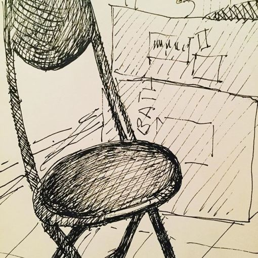 A Chair in Boxland - Day 48